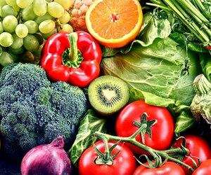 bloc légumes légume fruits fruit épicerie