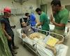 Mohammed Abed al-Baba, un photographe de l'AFP, a reçu une balle dans la jambe alors qu'il couvrait des manifestations dans la bande de Gaza et que les forces israéliennes ont ouvert le feu sur les manifestants.