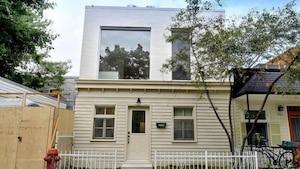 Une maison «spéciale» à vendre sur le Plateau