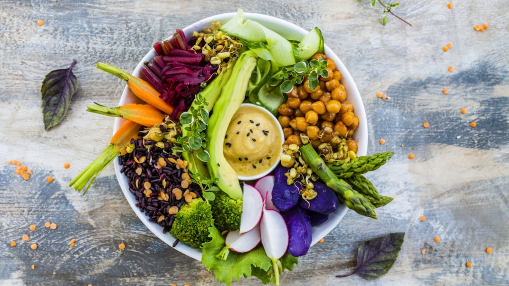 7 trucs pour manger plus végétarien
