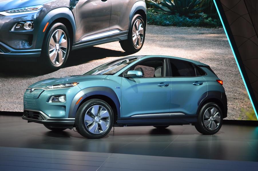 Route 60 Hyundai >> Une voiture électrique à 400 kilomètres d'autonomie chez Hyundai dès cette année | JDM