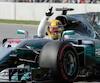 Le Britannique Lewis Hamilton a remporté le Grand Prix du Canada pour la sixième fois.