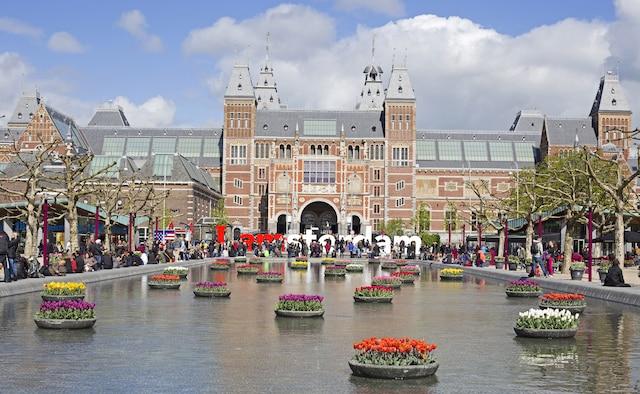 Le Rijksmuseum.