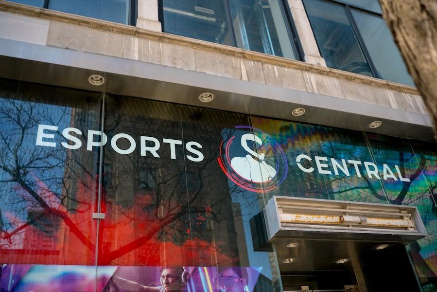 Esports Central: le premier mégacomplexe de divertissement en sports électroniques au Canada ouvre à Montréal
