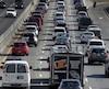 Le chemin vers le travail sera encore pénible pour les Lévisiens, alors qu'un accrochage entre deux camions cause de la congestion. L'incident est survenu sur le pont Pierre-Laporte.