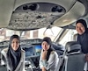 Brunei Female Pilots
