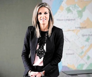 <b>Julie Ethier</b>, <i>directrice générale du DEL</i>