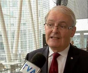 Marc Garneau, ministre fédéral des Transports