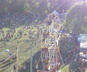 Chose certaine, l'incident a retenu l'attention de nombreux festivaliers.