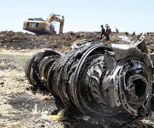 ETHIOPIA-AIR ACCIDENT
