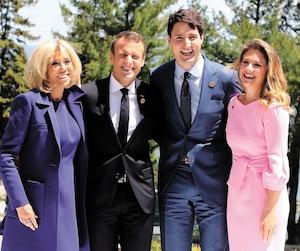 Le front commun de Justin Trudeau et d'Emmanuel Macron tiendra-t-il la route ?
