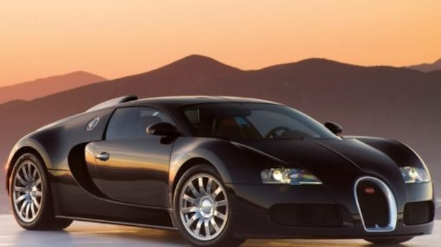 John Babikian a aussi été propriétaire d'une rutillante Bugatti Veyron