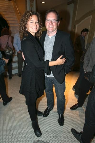 Paul Doucet venait faire découvrir Gabrielle à sa conjointe, Marie-Claude Sabourin. «J'ai vu le film au Festival du film francophone d'Angoulême. J'en suis tombé amoureux. L'équipe a remporté deux prix, et on a fêté ensemble.»