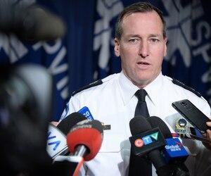 L'assistant-directeur du SPVM, Patrick Lalonde, a confirmé hier en conférence de presse qu'un second reporter a été épié par le service de police en 2014.