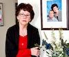 Pâquerette Desgagnés, 84 ans, doit maintenant couper sur la plupart de ses dépenses personnelles pour arrondir ses fins de mois. Sa fille a même lancé une campagne GofundMe pour tenter de lui venir en aide (veuve et arnaquée à 84 ans). En mortaise, la fraudeuse Sylvie Petitpas recevra sa peine le 10 mai.