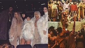 Image principale de l'article Yeezy : Kanye West envahit le Madison Square Garden