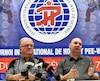 Le président du Tournoi pee-wee, Michel Plante, ainsi que le coordonnateur de l'événement, Éric Chiasson, ont tracé le bilan de la 58e édition du Tournoi international de hockey pee-wee de Québec, lundi matin.