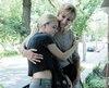 Ludivine Reding (Fanny) et Danielle Proulx (Manon) dans la série télévisée Fugueuse.