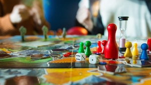 Ce qui rapproche les couples: les jeux de société!