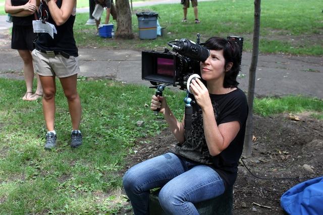 Claudine Sauvé, Directrice photo pour la série Tu m'aimes-tu?