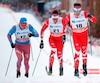 Le Canada a terminé au huitième rang de la finale de l'épreuve du sprint par équipe en ski de fond, mercredi, lors des Jeux olympiques de Pyeongchang.