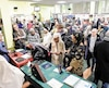 Plus d'une centaine de personnes ont pris part à la soirée portes ouvertes au Centre culturel islamique de Québec.