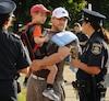 Durant tout le mois de septembre, la présence policière sera accrue près des écoles dans l'optique de conscientiser les conducteurs.