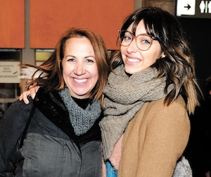Rosalie Bonenfant et sa mère, Mélanie Maynard