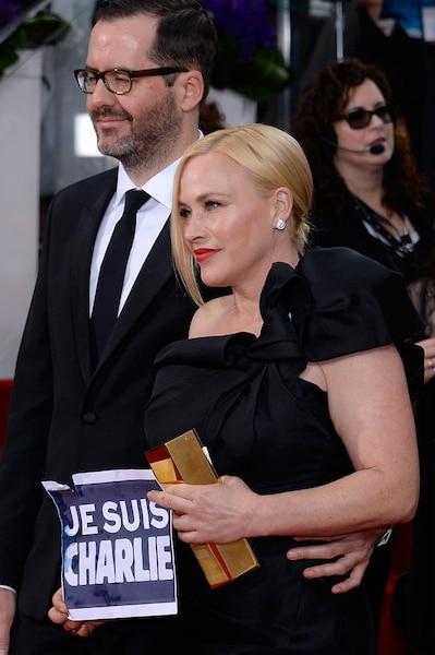 Patricia Arquette est repartie avec un Golden Globe pour son rôle dans Jeunesse.