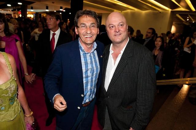 Richard Bergeron et Michel Brûlé.