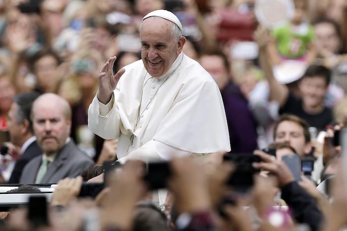 Le pape François a fait un passage fort remarqué aux États-Unis la semaine  dernière.