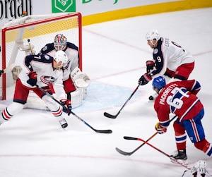 Canadiens c Colombus