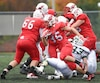 RSEQ football, Garneau vs Faucons de Levis-Lauzon