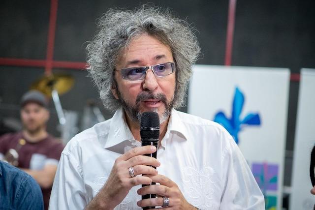 Pierre Séguin, metteur en scène et réalisateur.