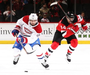 Montreal Canadiens v New Jersey Devils