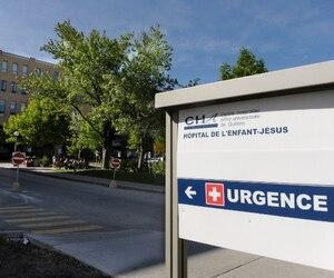 Hôpital de l'Enfant-Jésus