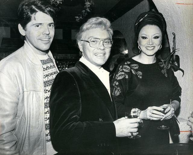 Jean Guilda en décembre 1980. Décès de Jean Guilda