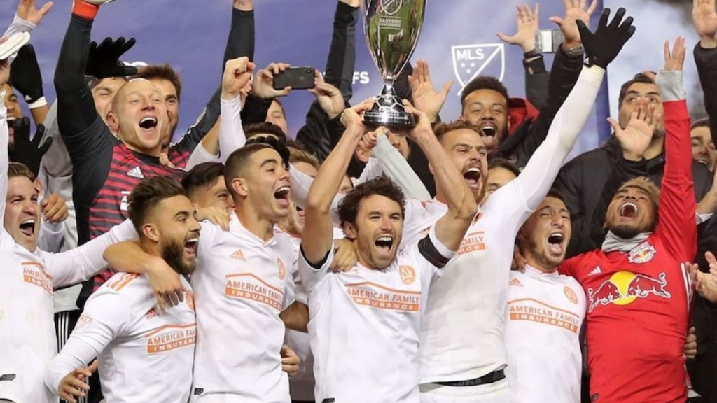 Finale de la Coupe MLS
