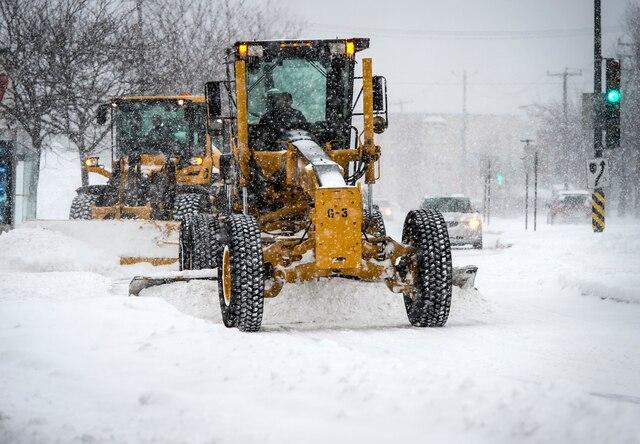 Un avertissement de tempête hivernale et de froid a été émis pour le sud du Québec par Environnement Canada.