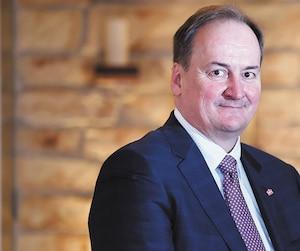 Le président du Groupe, Denis Leclerc, a quant à lui mis la main sur la portion résidentielle du terrain, où tout porte à croire qu'il fera construire une luxueuse résidence.