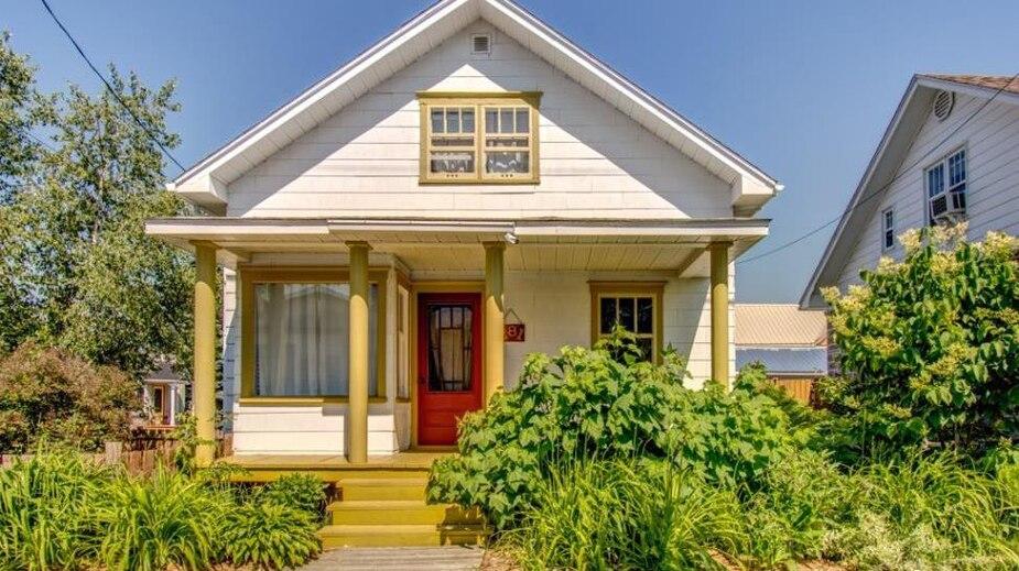Une jolie maison de 1946 à vendre pour 188 000$