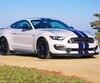 La Ford Mustang Shelby GT350 est un bolide qui demande à être dompté. Conducteurs débutants prière de vous abstenir!