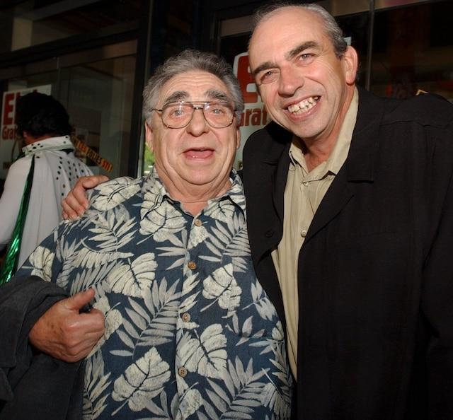 Elvis Gratton III , Julien Poulin , Paul Buissonneau -Le comédien Paul Buissonneau est décédé dans la nuit de dimanche, à l'âge de 87 ans.
