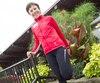 Diane Légaré court au parc Maisonneuve cinq jours par semaine, depuis des décennies. La championne s'y concentre, loin des voitures, et loin des pistes de 400 mètres qui ont tendance à la blesser.