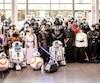 Les membres de la Forteresse impériale du Québec seront à nouveau présents au Comiccon de Québec pour personnifier les différents personnages de la saga Star Wars.