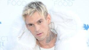 Image principale de l'article Aaron Carter a un gros tatouage dans le visage