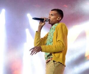 Le chanteur belge Stromae