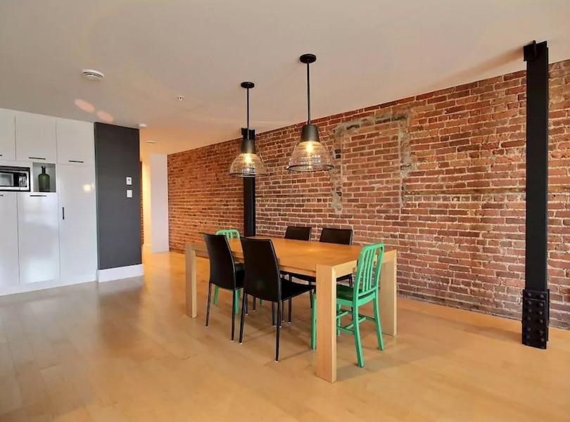 10 appartements magnifiques louer qu bec sur airbnb cet t jdm. Black Bedroom Furniture Sets. Home Design Ideas