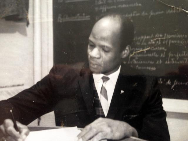 Lespremières années de M.Coicou à la mairie.