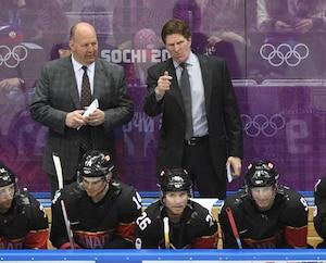 Claude Julien a un grand respect pour Mike Babcock, avec qui il a travaillé derrière le banc de l'équipe canadienne aux Jeux olympiques de Sotchi.